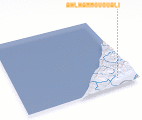 3d view of Ahl Hammou Ou Ali