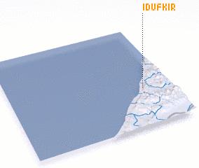 3d view of Idufkir