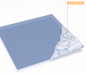3d view of Bouiseri