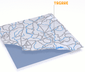 3d view of Yagawe