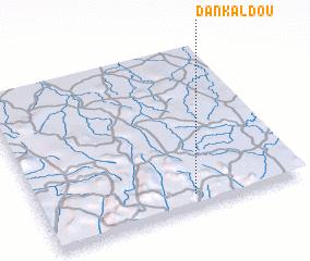 3d view of Dankaldou