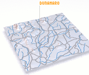 3d view of Dunamaro