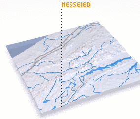 3d view of Messeïed