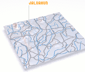 3d view of Jaluahun