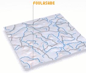 3d view of Foula Sabé