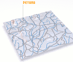 3d view of Peyama