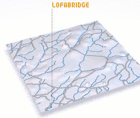 Lofa Bridge Liberia Map Nona Net