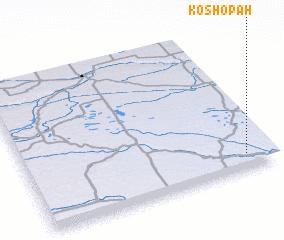 3d view of Koshopah