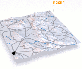3d view of Bagre