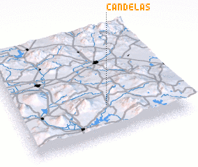 3d view of Candelas