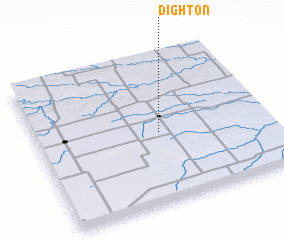 3d view of Dighton