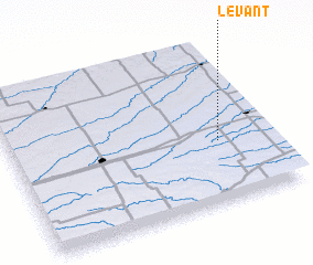 3d view of Levant