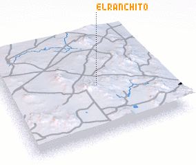 3d view of El Ranchito