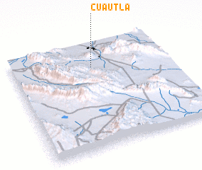 3d view of Cuautla