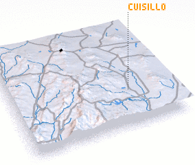 3d view of Cuisillo