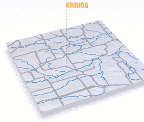 3d view of Enning