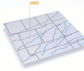 3d view of Joes