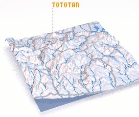 3d view of Tototán