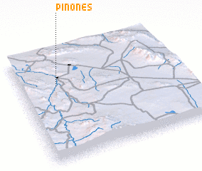 3d view of Piñones