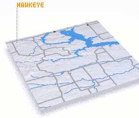 3d view of Hawkeye