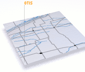 3d view of Otis
