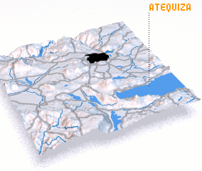 3d view of Atequiza