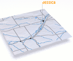 3d view of Jessica