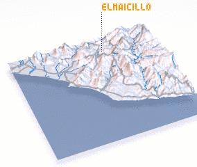 3d view of El Maicillo