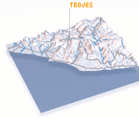 3d view of Trojes