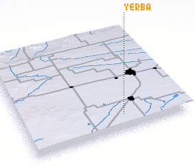 3d view of Yerba