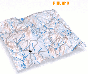3d view of Pihuamo