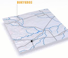 3d view of Bueyeros