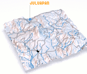 3d view of Juluapan