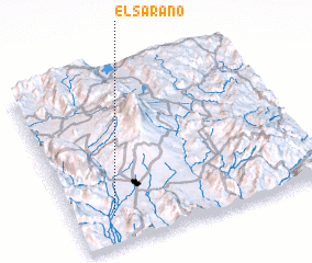 3d view of El Sarano