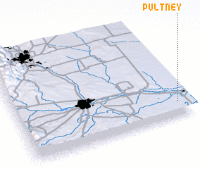 3d view of Pultney