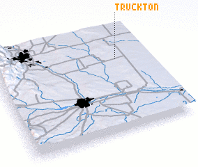 3d view of Truckton