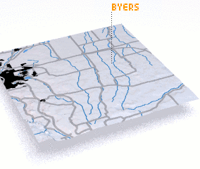 3d view of Byers