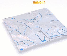 3d view of Maijoma