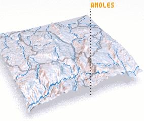 Amoles Mexico Map Nona Net