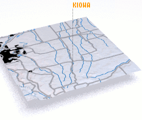 3d view of Kiowa