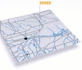 3d view of Kuner
