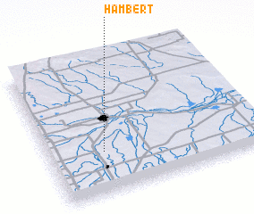 3d view of Hambert