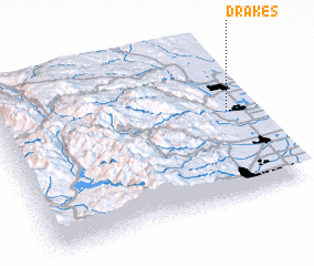 3d view of Drakes