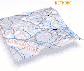 3d view of Wetmore