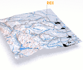 3d view of Rex