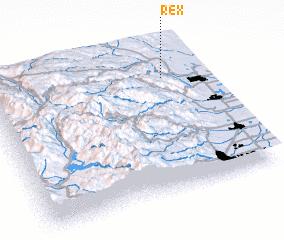 3d view of Rex