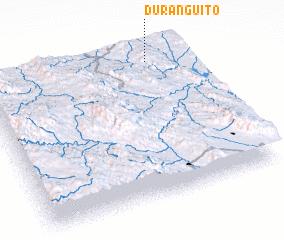 3d view of Duranguito