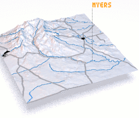 3d view of Myers