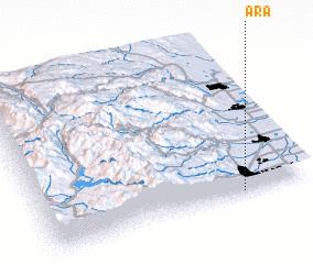 3d view of Ara
