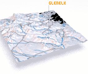 3d view of Glenelk